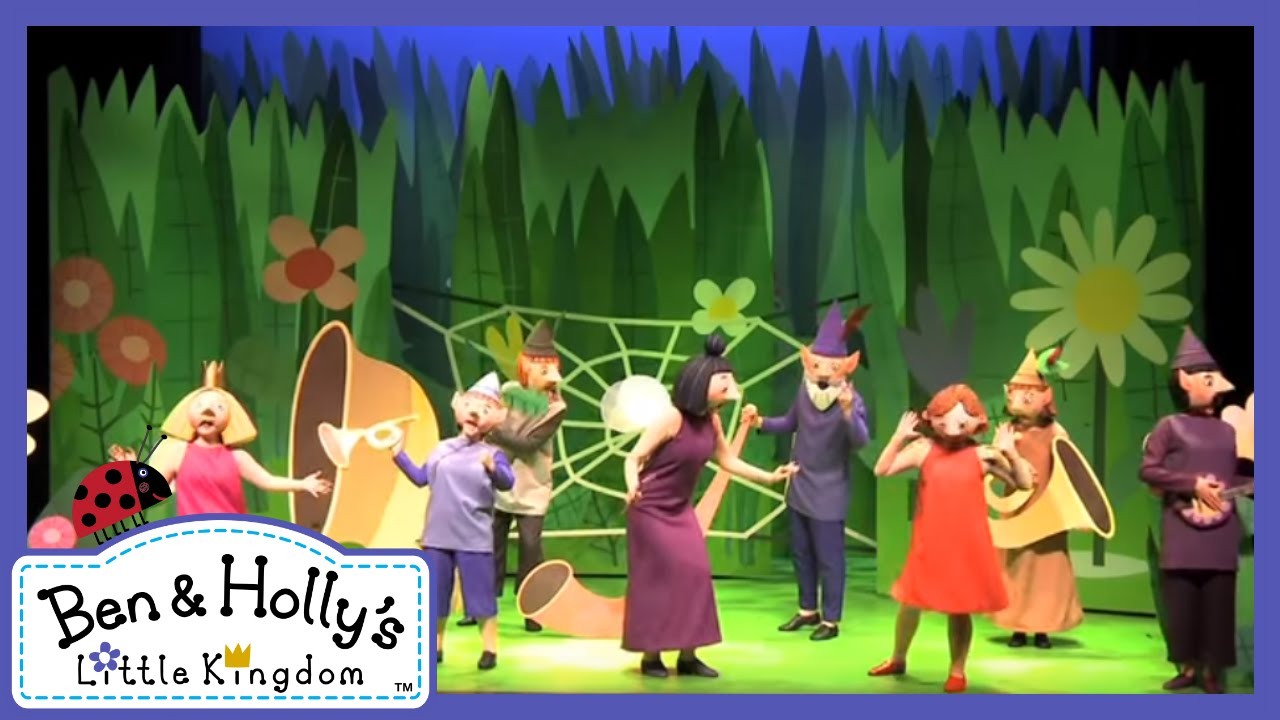 Ben and Hollys Little Kingdom Live Show YouTube