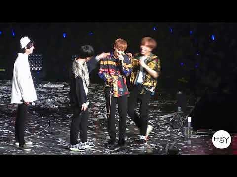 [fancam]171216-SS7_EndingMent(Eunhyuk focus)