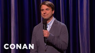 Andy Woodhull Stand-Up 03/26/15  - CONAN on TBS