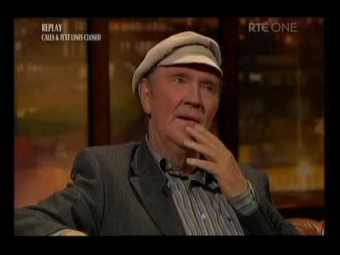 Liam Clancy Interview on Tubridy Tonight - RTE1 (Part 2 of 2)