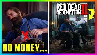 What Happens If Arthur Goes To The Doctor To Cure His TB With NO Money In Red Dead Redemption 2?