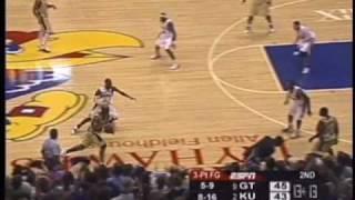 KUSports.com Jayhawk Flashback: 2005 KU vs. Georgia Tech