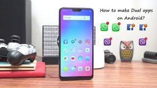 How to make dual Whatsapp, Facebook and Viber app on OPPO F7 for android?