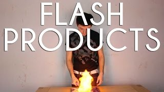 Flash Product Reviews - Flash Fire Magic Tricks