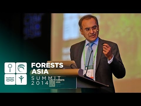 Forests Asia Summit 2014 – Pavan Sukhdev, moderator, Green Growth in Southeast Asia