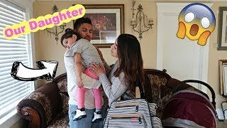 BEING PARENTS FOR 24 HOURS! (CUTEST BABY EVER)