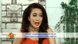 Đường Thu Hương: Chinh phục người phụ nữ quyền lực - Vui Sống Mỗi Ngày [VTV3 – 17.11.2014]