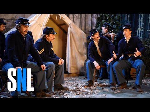 Civil War Soldiers - SNL