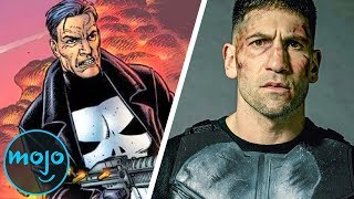 Top 10 Must Read Punisher Stories
