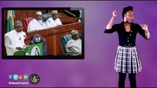 Buhari Booed, Called A Liar At National Assembly; How To Get Full College Scholarship