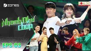 Nhanh Như Chớp | Tập 28 Full HD: Trường Giang suýt cười suýt té vì ....