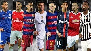"""Những pha xử lý bóng """"đỉnh"""" nhất thế giới - Football Skills & Tricks 2016 HD"""