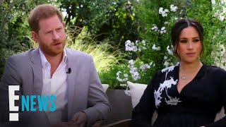 Meghan Markle & Prince Harry's Oprah Interview: Shocking Moments | E! News