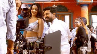 Rama Loves Seetha Song Making - VVR Movie- Ram Charan, Kia..