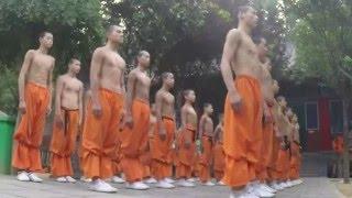 Shi Miao Hai teaching in Fawang Temple