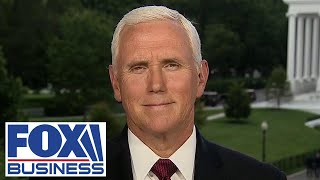 Pence blasts Dems for stalling coronavirus relief to 'advance' political agenda