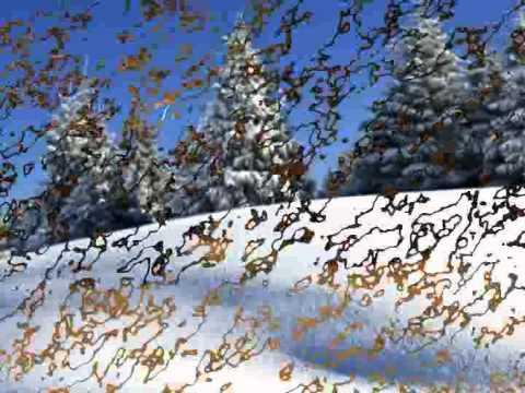 Дилижанс Белым снегом