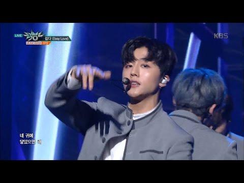 뮤직뱅크 Music Bank - 쉽다 - SF9 (Easy Love - SF9).20170421
