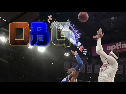 Knicks Full Game Highlights vs Sixers (2/25/17) Melo with the GAME-WINNER! #ClutchMelo
