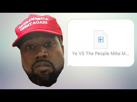 Kanye West - YE vs THE PEOPLE THOUGHTS
