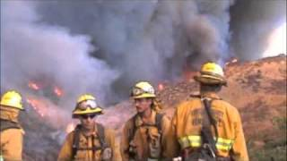 Simi Valley Fire 2003