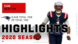 Cam Newton Full Season Highlights | NFL 2020