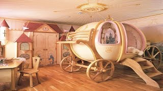 Whimsical Ceiling Ideas Nurseries and Toddler's Rooms