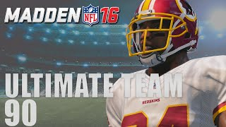Madden 16 Ultimate Team - Road To The Playoffs Ep.90
