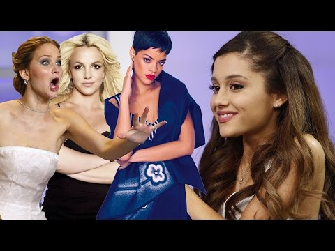 Top 8 Favorite Ariana Grande Celebrity Impressions! | Hollywire