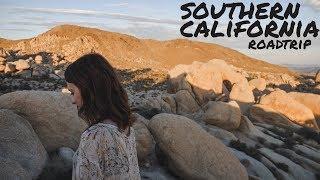 Vanlife in Southern California | SF to LA in a van