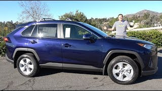 Here's Why The 2019 Toyota RAV4 Is the Best Compact SUV