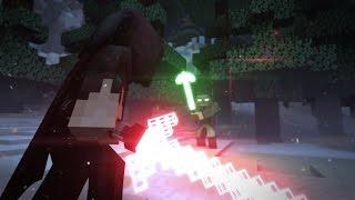 Minecraft Star Wars - Into a Dark Dawn [Minecraft Animation]