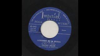 Nacho Miller - Llorando En La Iglesia - Imperial 642-a