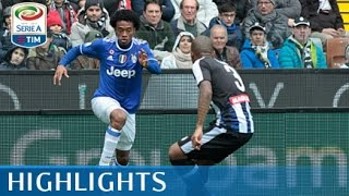 Udinese - Juventus - 1-1 - Highlights - Giornata 27 - Serie A TIM 2016/17