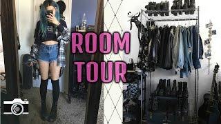 ROOM TOUR 2016 | VINTAGE GRUNGE DECOR