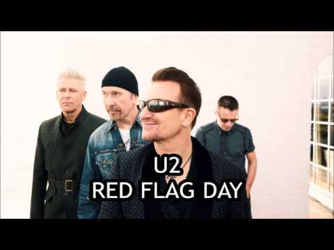 U2 - Red Flag Day (Lyric Video)