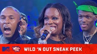 Kandi Burruss, O.T. Genasis & More! on Wild 'N Out   All New Episodes + Fridays   MTV