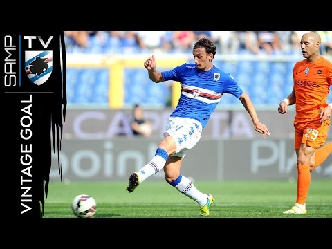 Vintage Goal: Gabbiadini vs Atalanta