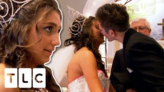 17 Year-Old Gypsy Bride Has Awkward First Kiss At The Altar | Gypsy Brides US