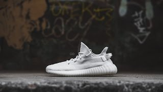 """Review & On-Feet: Adidas Yeezy Boost 350 V2 """"Cream White"""""""
