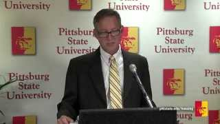 'Nation Hall Rededication (full program) - Pittsburg State University