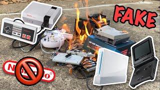Time to Smash! - Fake Nintendo Products