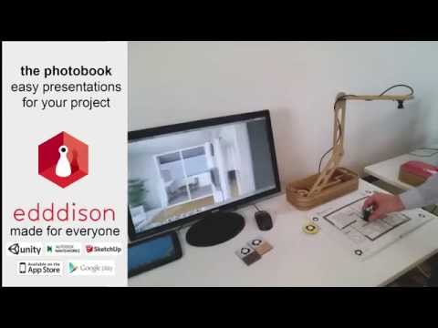 edddison + a simple photobook =  fabulous presentations