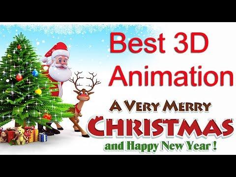 Christmas wishes whatsapp status, video, Christmas greetings, Christmas animation video