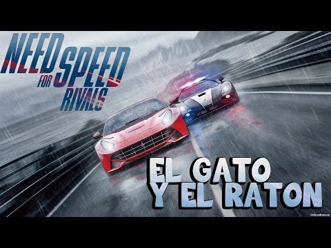 El Gato Y El Ratón   Con Outconsumer   Need For Speed Rivals - Smashpipe Games