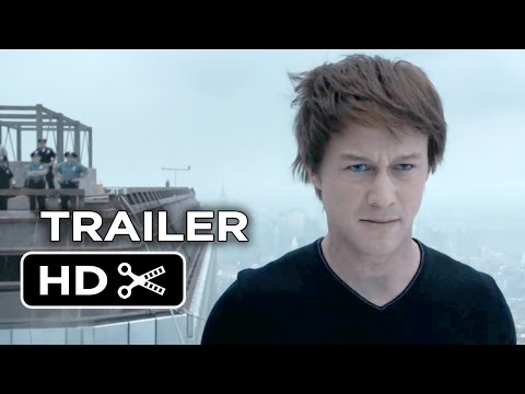 The Walk Official Official Trailer #1 (2015)