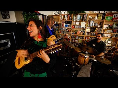 Sofia Rei: NPR Music Tiny Desk Concert