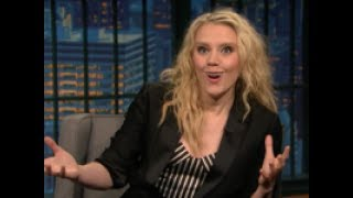 Kate McKinnon And Her Goofy Jeff Sessions