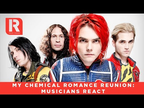 My Chemical Romance Reunion: Musicians React - News