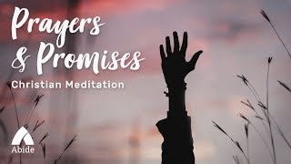 Sleep Meditation: Prayers & Promises (2 Hours)